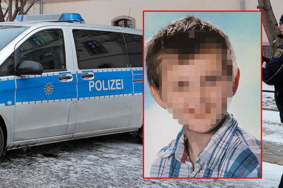 Der vermisste 12-Jährige tauchte am Montag vor seiner Schule wieder auf.