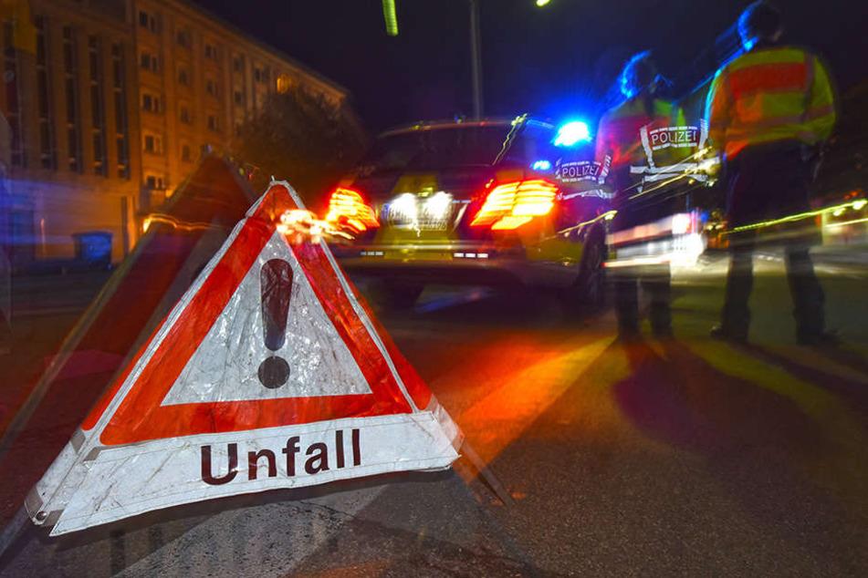 Dem Motorradfahrer wurde in einem Paderborner Krankenhaus eine Blutprobe entnommen.
