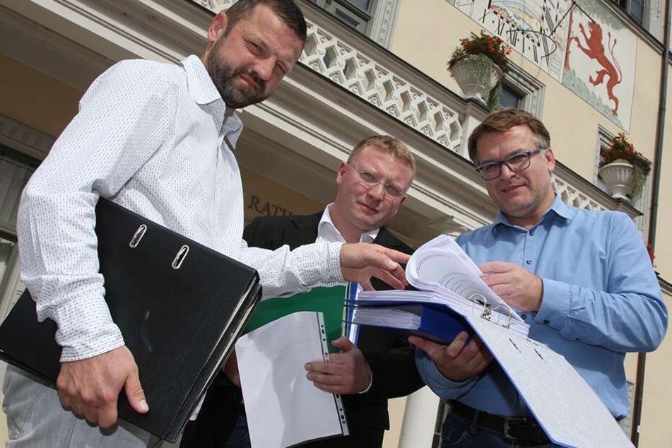 Dresden: Barockes Erbe in Gefahr? Bürger-Petition gegen Industrieansiedlung