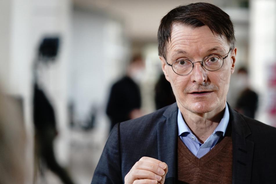 """Mord-Drohungen gegen Karl Lauterbach: """"Hätte mir das nie vorstellen können"""""""