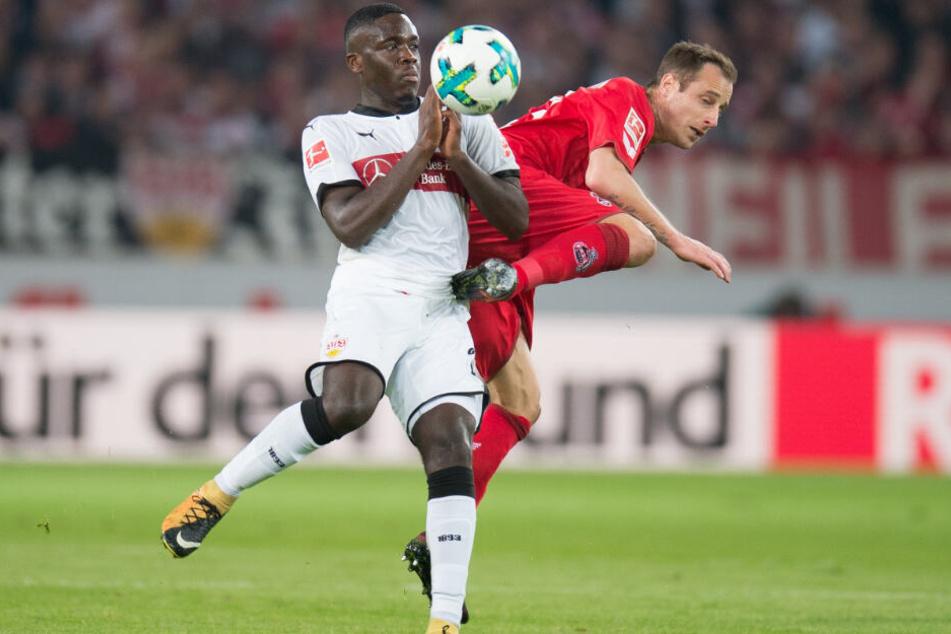 Orel Mangala (links) ist vom Hamburger SV wieder zurückgekehrt. (Archivbild)