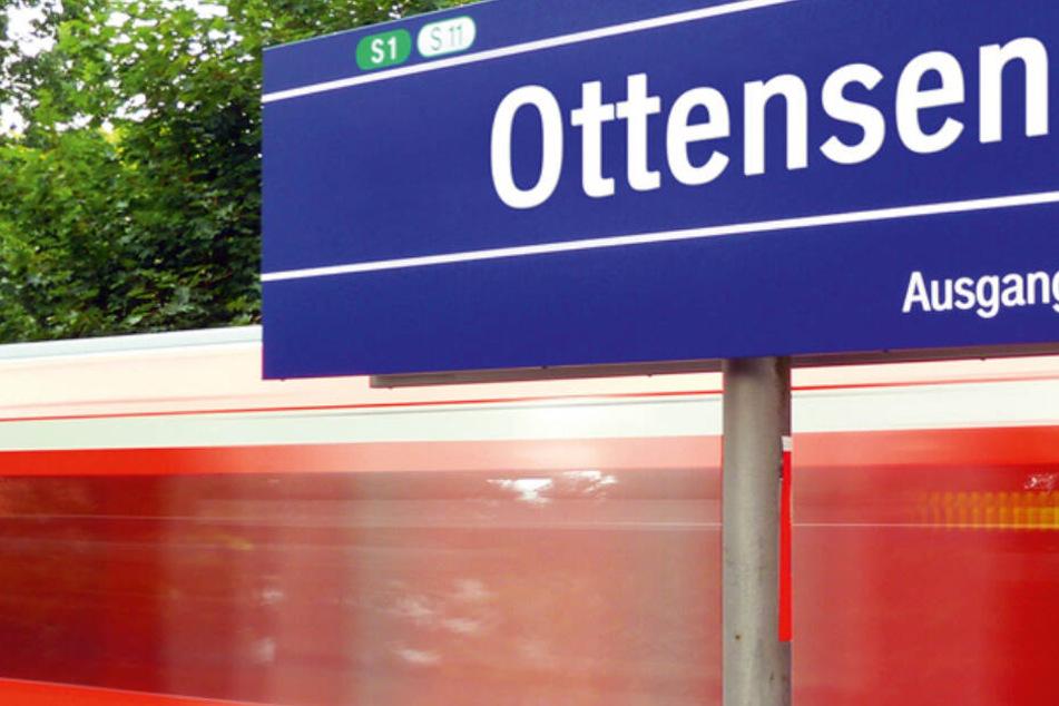 Heimlicher Baustart der Haltestelle Ottensen: Kommt jetzt die neue S-Bahn-Station?