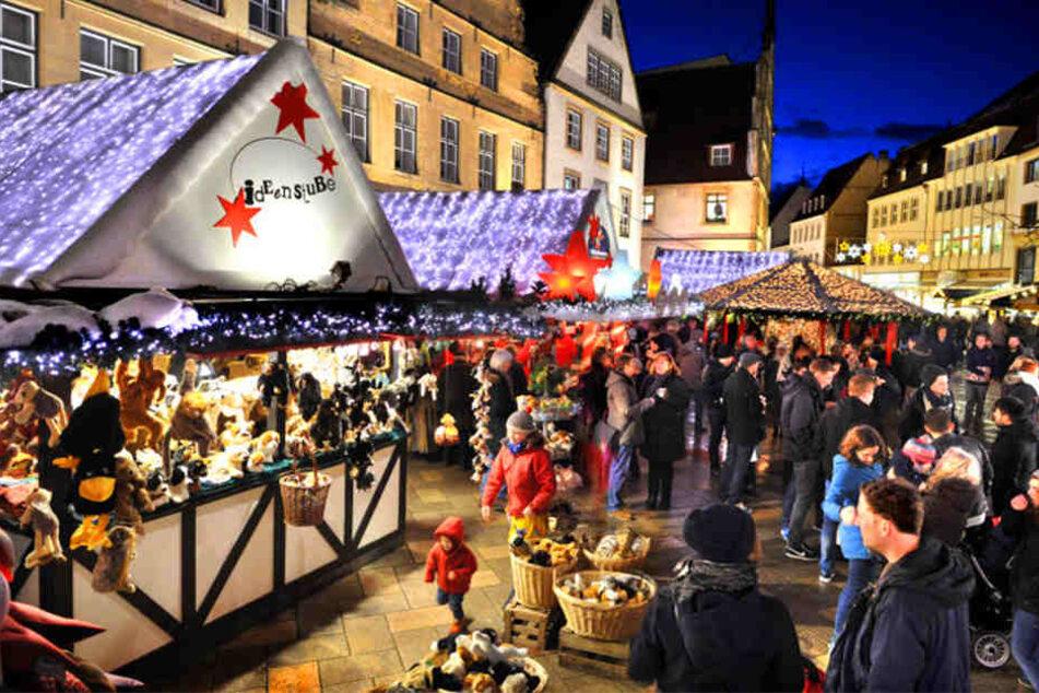 Auch in diesem Jahr werden wieder viele Besucher auf den Weihnachtsmarkt gehen.