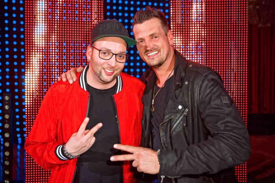 Das DJ-Duo Stereoact plant einen gemeinsamen Song mit Annaberger Chor-Kids.