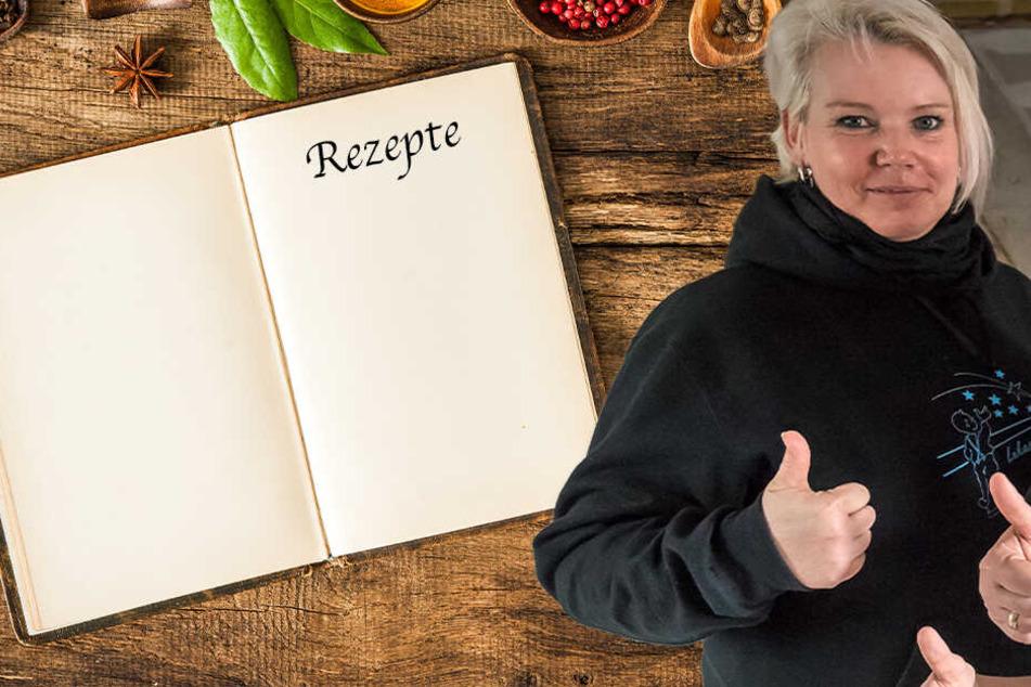 Daniela Lieberwirth (44) und ihre Vereinskollegen wollen ein Kochbuch für den guten Zweck herausbringen.