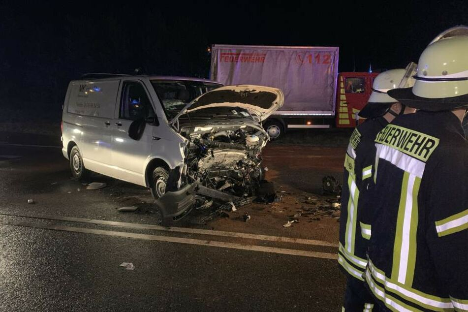 An den Autos entstand ein Schaden von geschätzt 50.000 Euro.