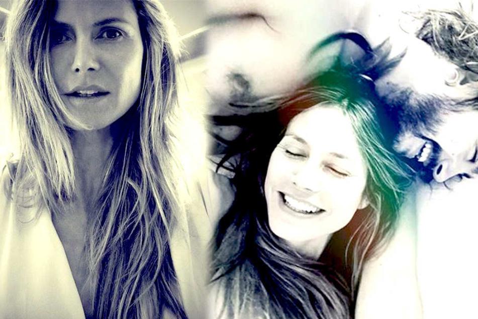 Heidi Klum und Tom Kaulitz nehmen uns mit ins Bett
