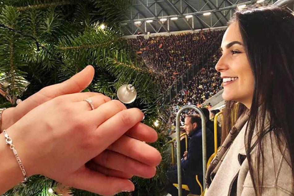Noch Weihnachten gab es dieses Verlobungsbild auf Instagram zu sehen. Doch haben sich Atik und seine Verlobte Sabrina getrennt?