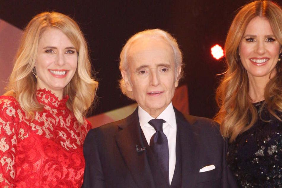 Star-Tenor José Carreras sammelt mit Gala knapp 3,6 Millionen Euro