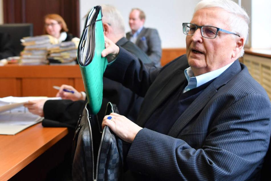 Zwanziger musste sich vor Gericht mit einer weiteren Niederlage zurechtfinden.