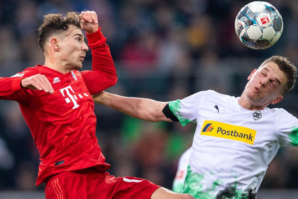 Leon Goretzka und der FC Bayern München mussten eine Pleite hinnehmen.