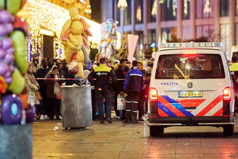 Messerattacke in Den Haag: Verdächtiger festgenommen!