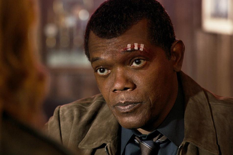 Ein großer Kritikpunkt: Samuel L. Jackson, der wieder S.H.I.E.L.D.-Agent Nick Fury spielt, wurde digital verjüngt, was nicht allen gefallen hat.