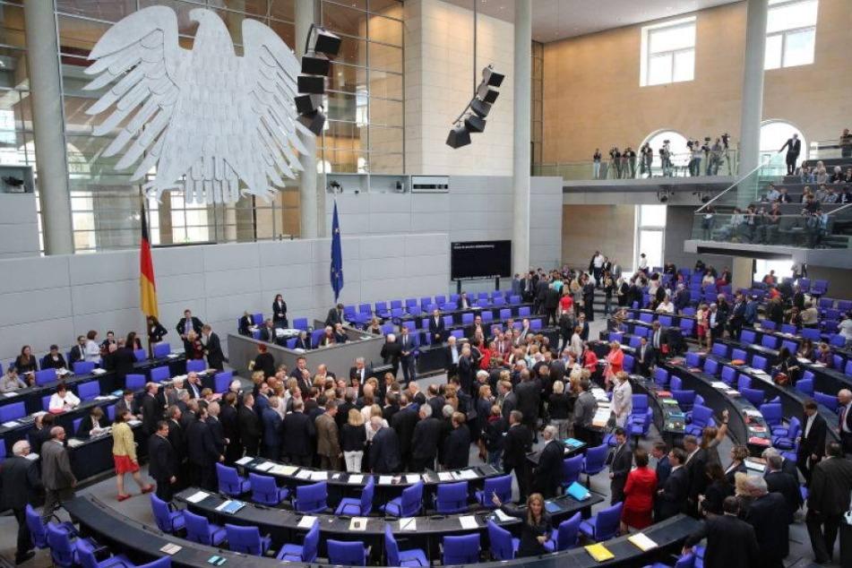 Mehr Geld für Bundestagsabgeordnete