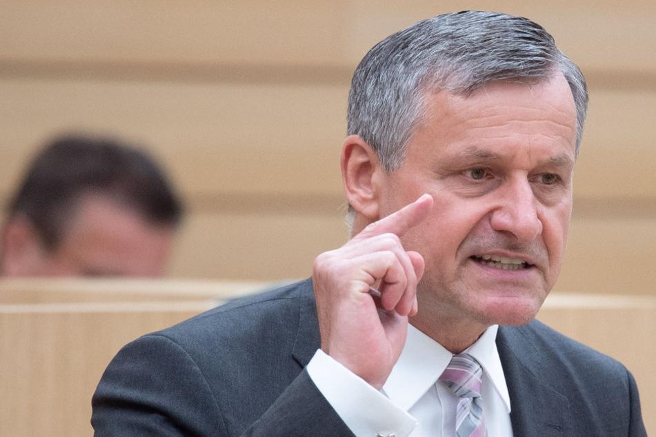 Stuttgart: Lockerungen der Corona-Auflagen kamen FDP-Fraktionschef Rülke zu spät