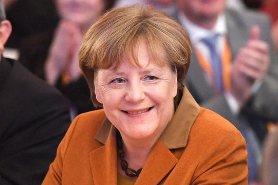 Am 14. März soll es zum ersten Treffen zwischen Angela Merkel (62) und dem neuen US-Präsidenten Donald Trump (70) kommen.
