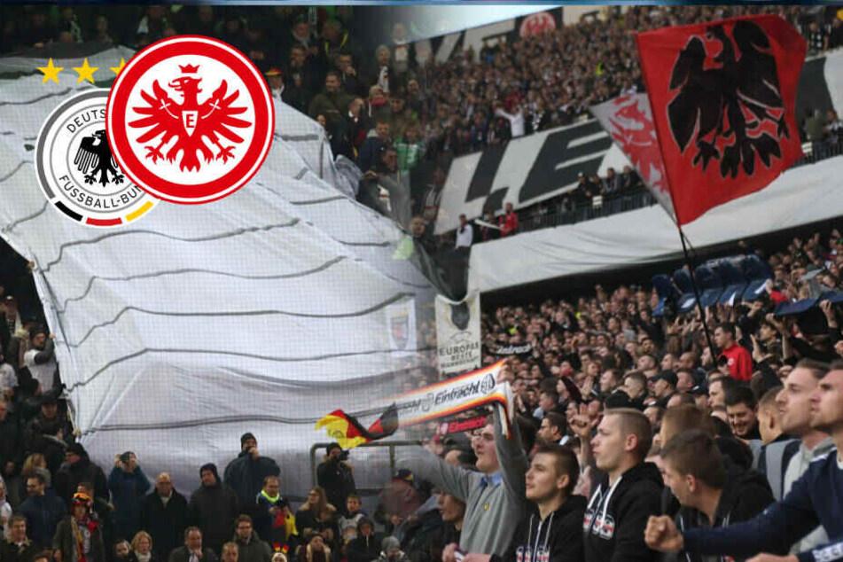 """Eintracht-Fans haben """"keinen Bock"""" auf die Nationalmannschaft"""