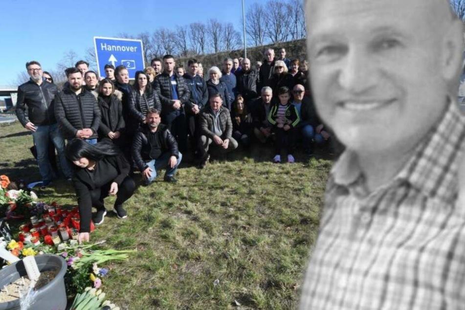Nach tragischem Unfalltod: Fans gedenken Musik-Legende