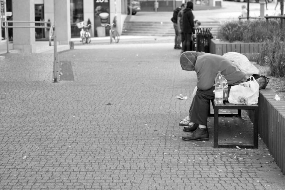 In Melbourne ist die Zahl der Obdachlosen in den vergangenen drei Jahren um 74 Prozent angestiegen. (Symbolbild)