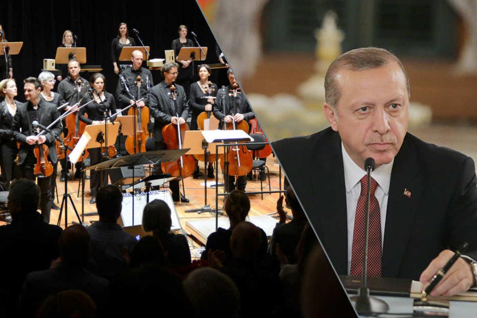 Der türkische Staats-Chef Recep Tayyip Erdogan (62) erhielt eine Einladung für das umstrittene Armenier-Stück.