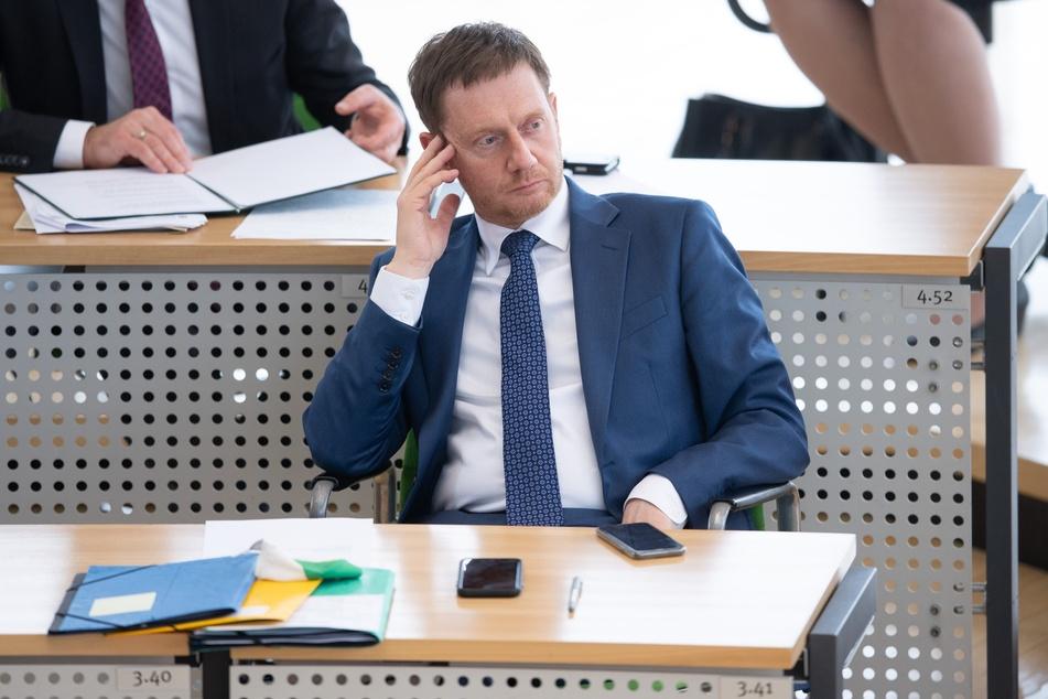 Sachsens Ministerpräsident, Michael Kretschmer (45 CDU) setzt auf eine große Zustimmung für den russischen Impfstoff Sputnik V.