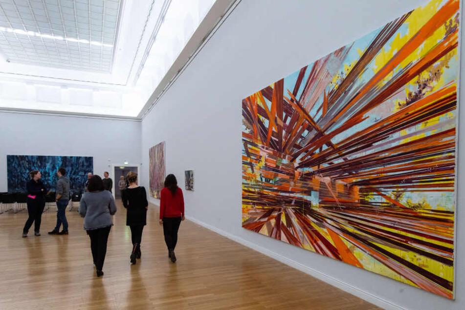 Neben den Kunstsammlungen am Theaterplatz können noch sieben weitere Museen in Chemnitz einmal im Monat kostenfrei besucht werden.