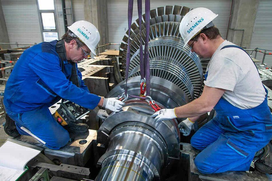 Gegen das Aus für Siemens in Görlitz machen nicht nur die Gewerkschaften mobil. Eine ganze Region ist empört.