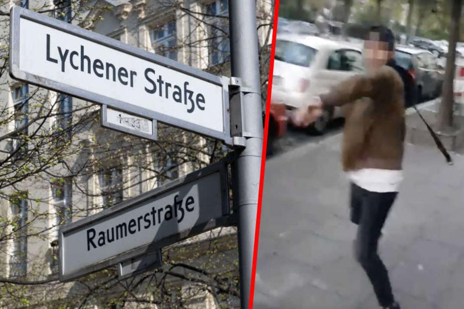 Berlin: Nach Gürtel-Attacke auf Kippa-Träger: Syrer (19) akzeptiert Urteil