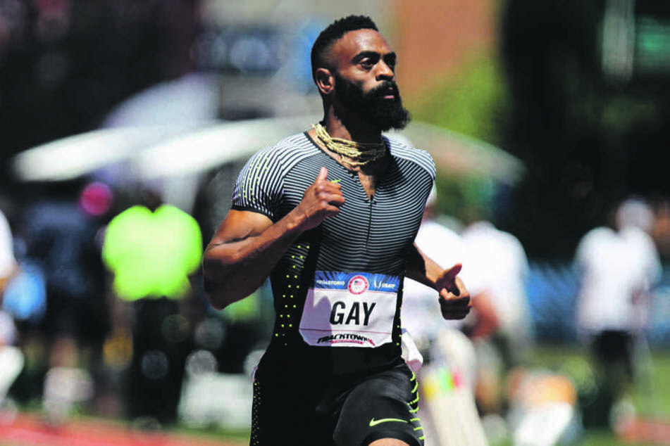 Die Tochter des US-Sprintstars Tyson Gay wurde Opfer einer Schießerei.
