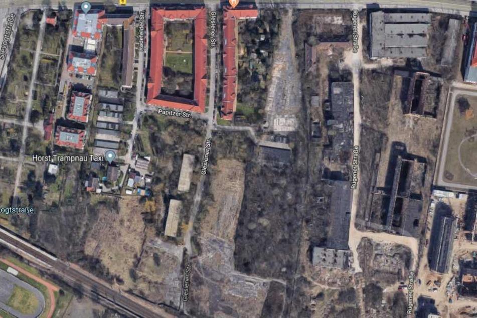 Zwölf Menschen hatten es sich in einem verlassenen Schulgebäude an der Glesiener Straße gemütlich gemacht.