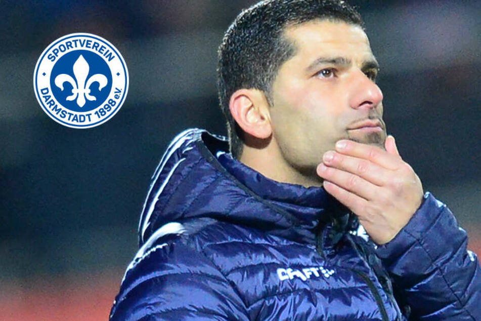 Vor Duell bei Schlusslicht Dynamo: Lilien-Coach Grammozis vermisst Sieges-Gefühl