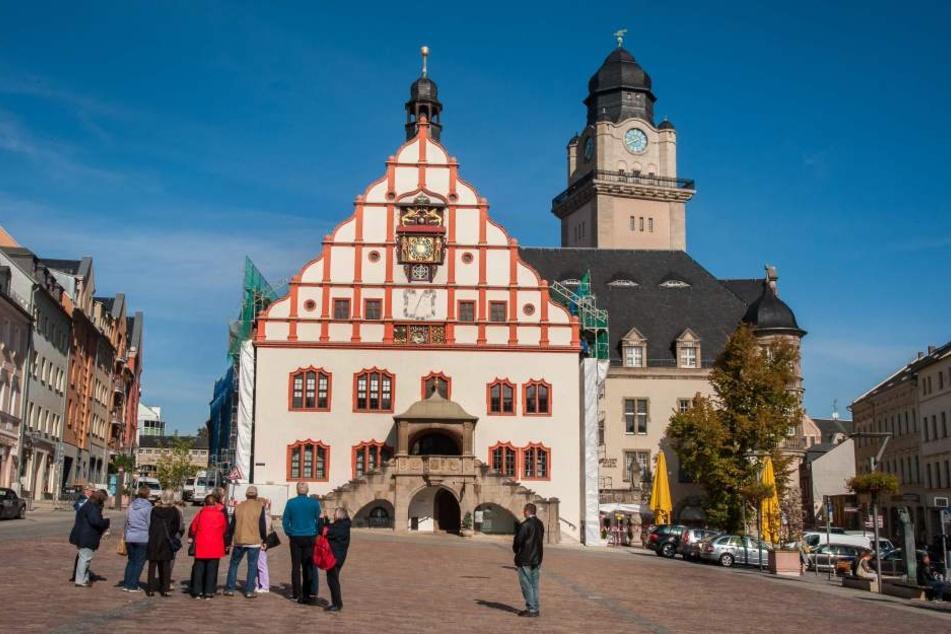 In Plauen soll im kommenden Mai ein Street-Food-Markt stattfinden. Leider ohne den Wagen aus Köln.