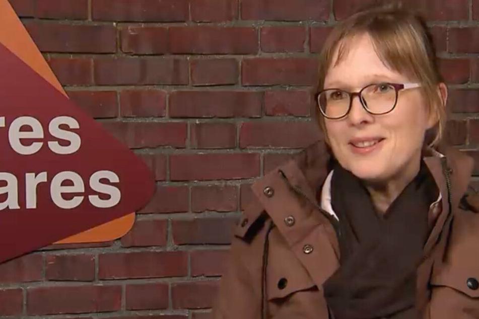 Fernande von Westphalen (51) freut sich über den Verkauf.