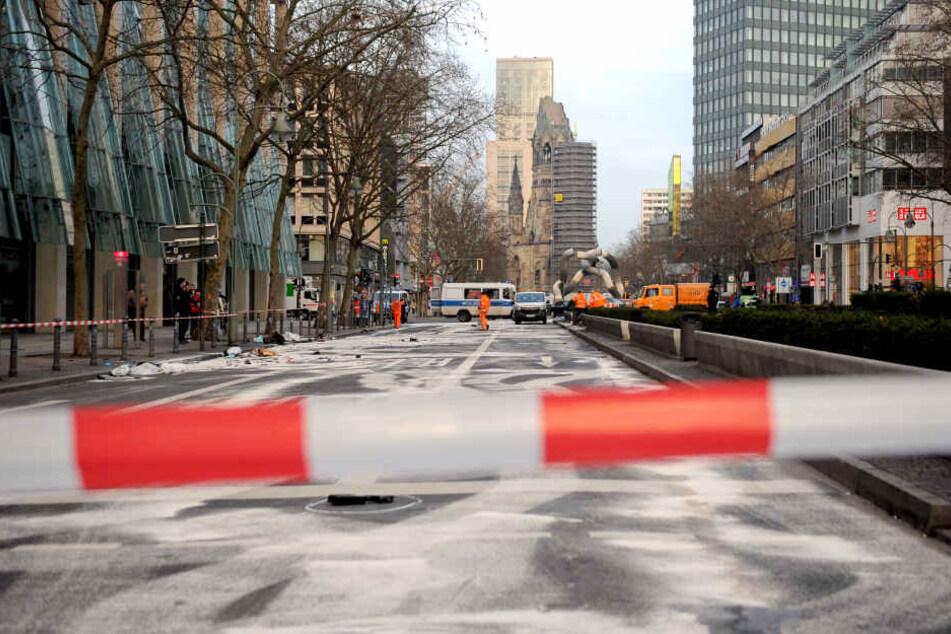 Im Februar 2016 kam es auf dem Berliner Kurfürstendamm zu einem tödlichen Unfall.