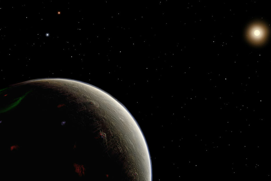 Supererde um Commander Spocks Heimatstern entdeckt