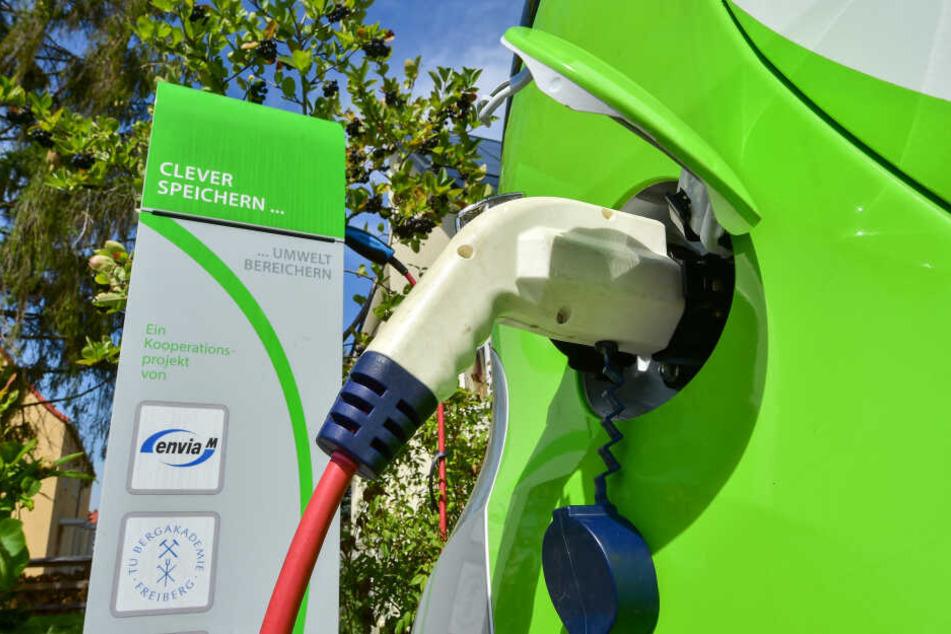 Ostdeutschland soll mehr Ladestationen für Elektroautos bekommen