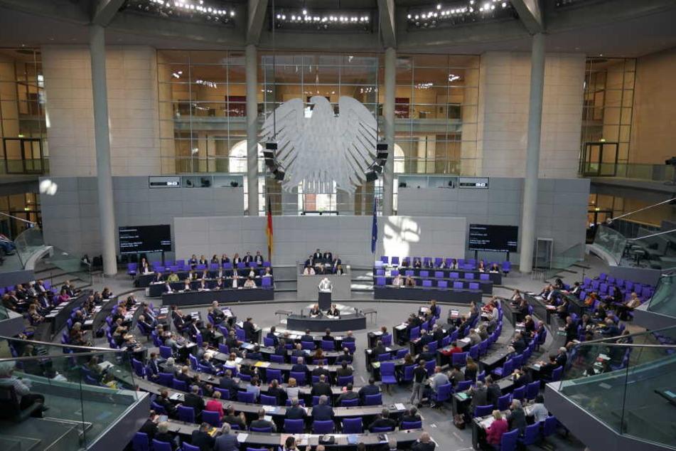 Eklat im Bundestag: AfD provoziert Sitzungs-Abbruch!