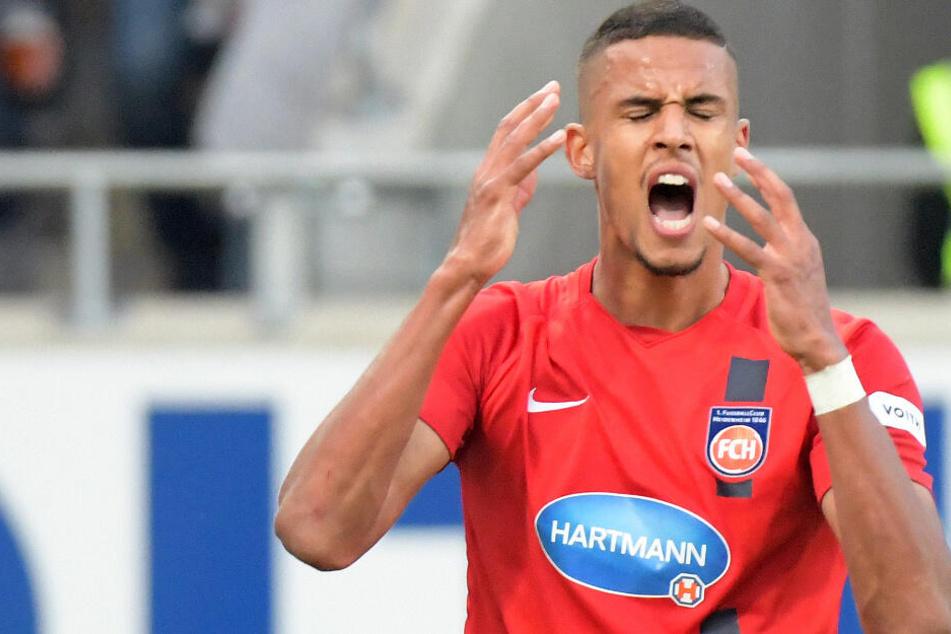 Derzeit noch beim Zweitliga-Club Heidenheim unter Vertrag: Robert Glatzel.