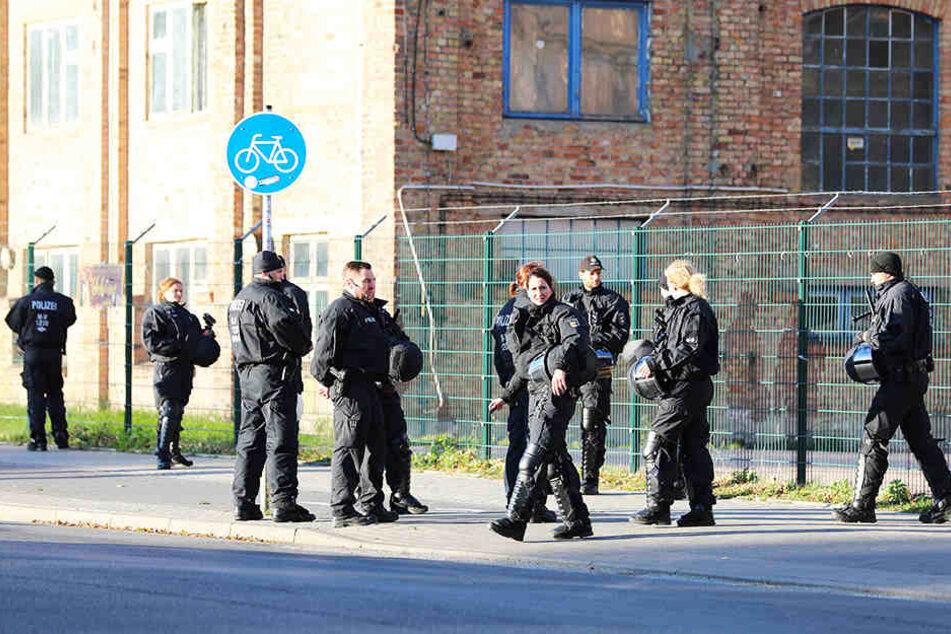 Randale: Polizei ermittelt gegen mehr als 300 Nürnberg-Fans