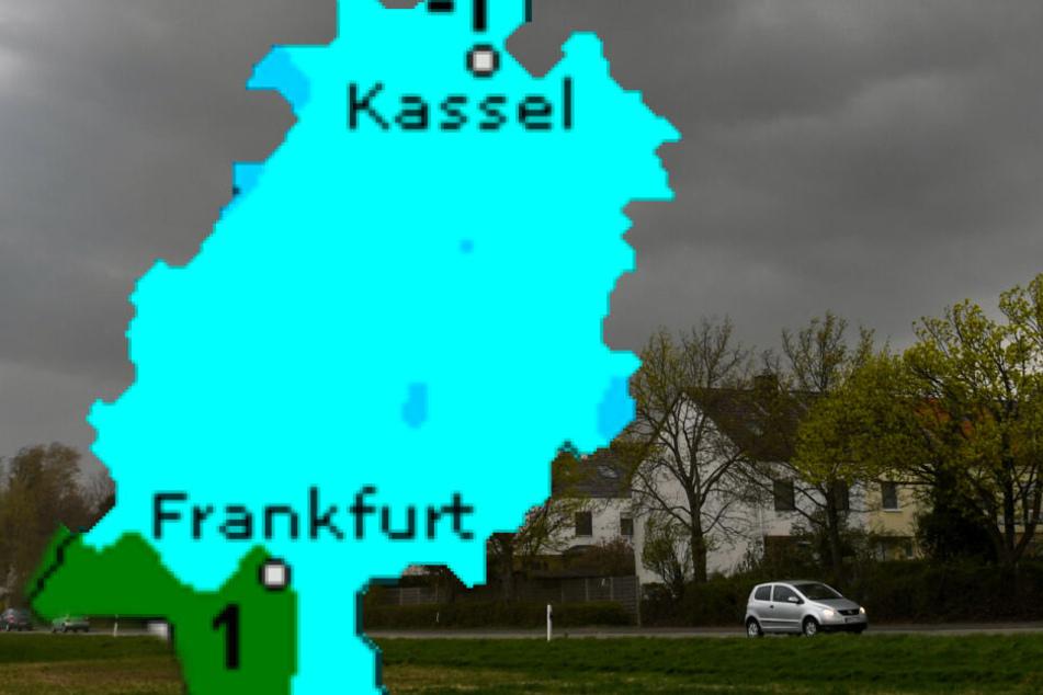 Der Frühling kommt nicht in Schwung: So sieht das Wetter in Hessen aus