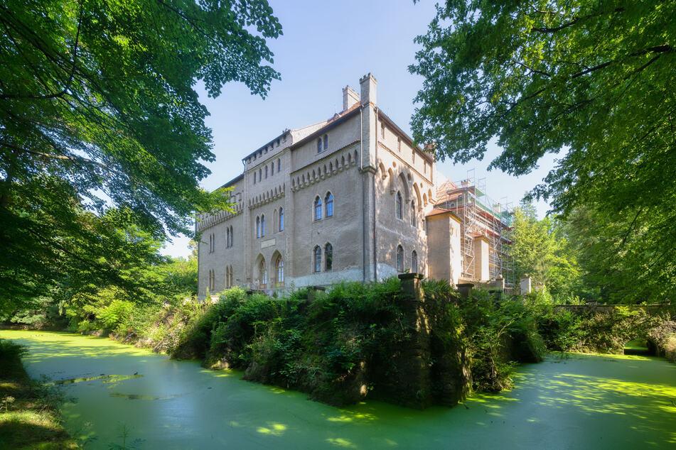 Das Schloss ist immer am ersten Sonntag des Monats geöffnet.