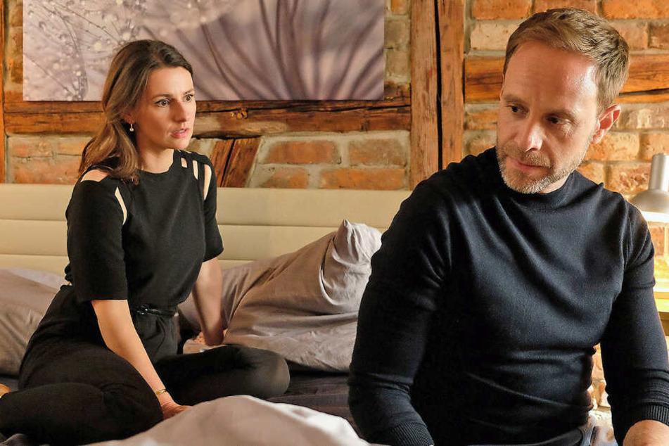 """In aller Freundschaft: """"In aller Freundschaft"""": Welches Geheimnis verbirgt Dr. Kai Hoffmann?"""