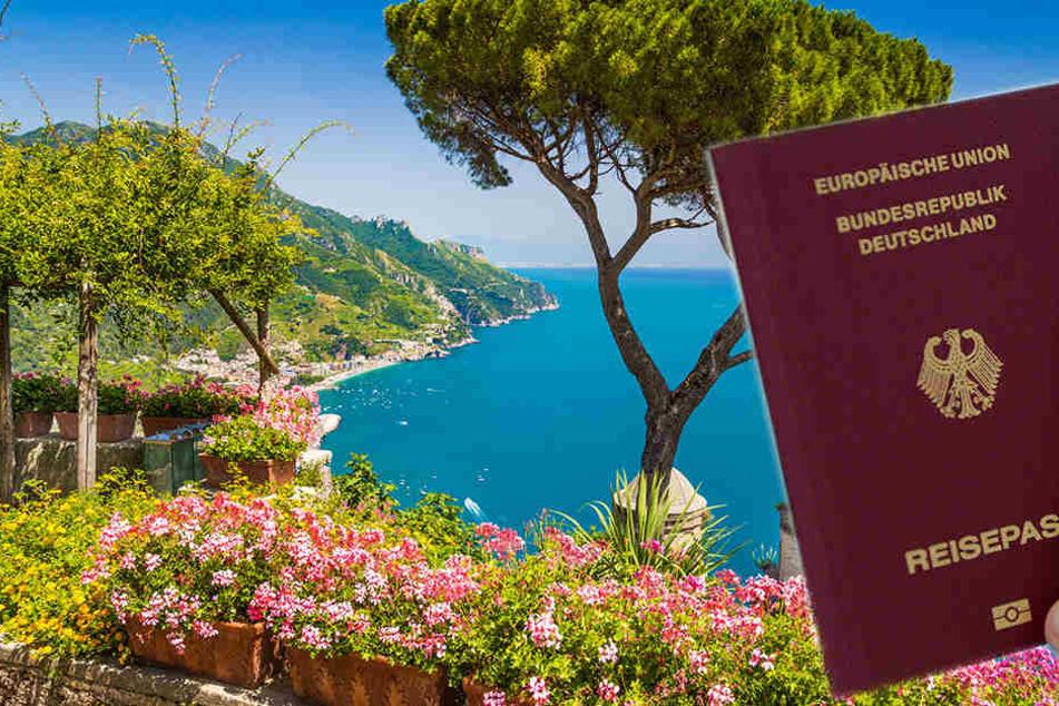 Italien-Urlaub geplant? Darum müsst Ihr jetzt wieder Euren Pass dabei haben