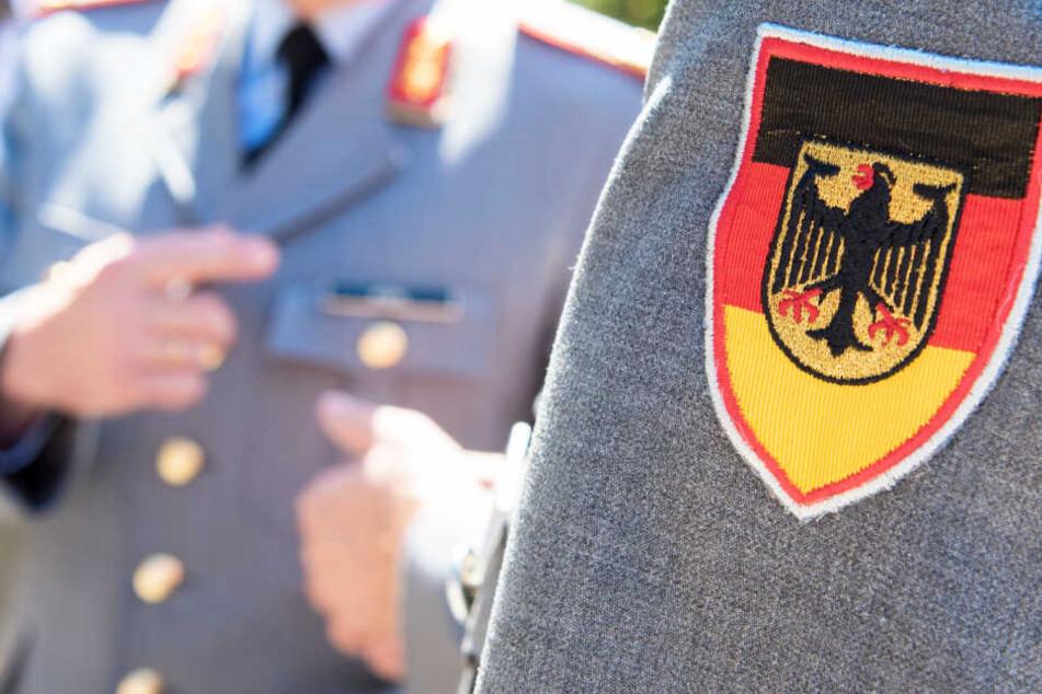 Soldaten der Bundeswehr. (Symbolbild.)