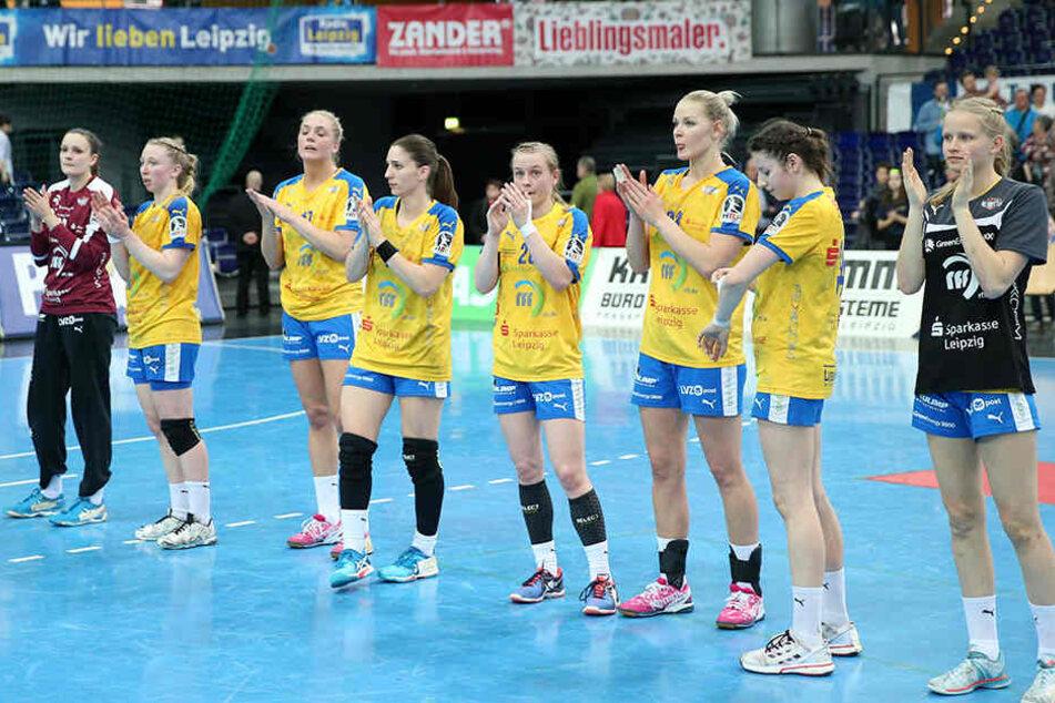 Der HC Leipzig hofft immer noch, in der kommenden Saison in der Bundesliga antreten zu dürfen.
