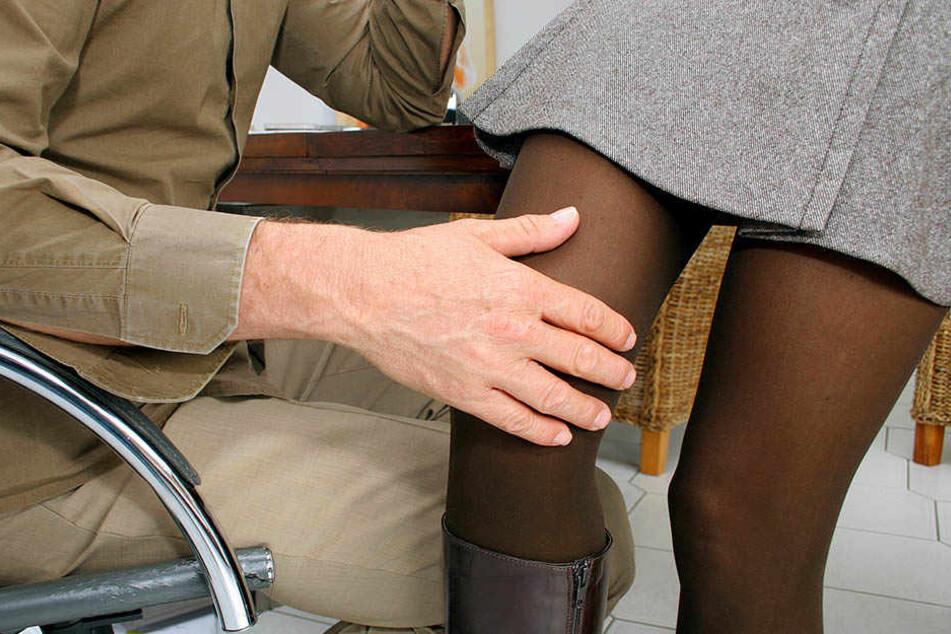 Der Mann soll mehrere Frauen belästigt haben. (Symbolbild)