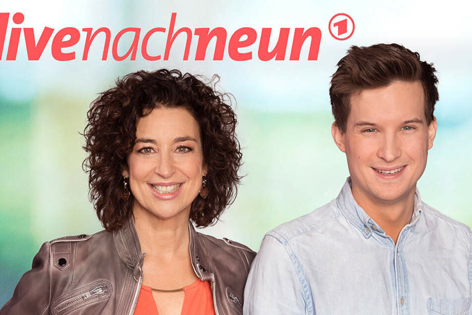 """In der ersten Woche sind bei """"Live nach neun"""" Isabel Varell (56) und Tim Schreder (27) dran."""