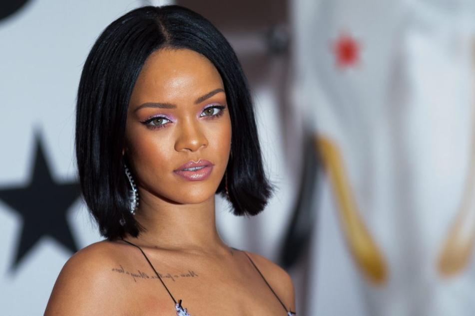 Welche Gegenstände bei Sängerin Rihanna nun fehlen, ist nicht bekannt.