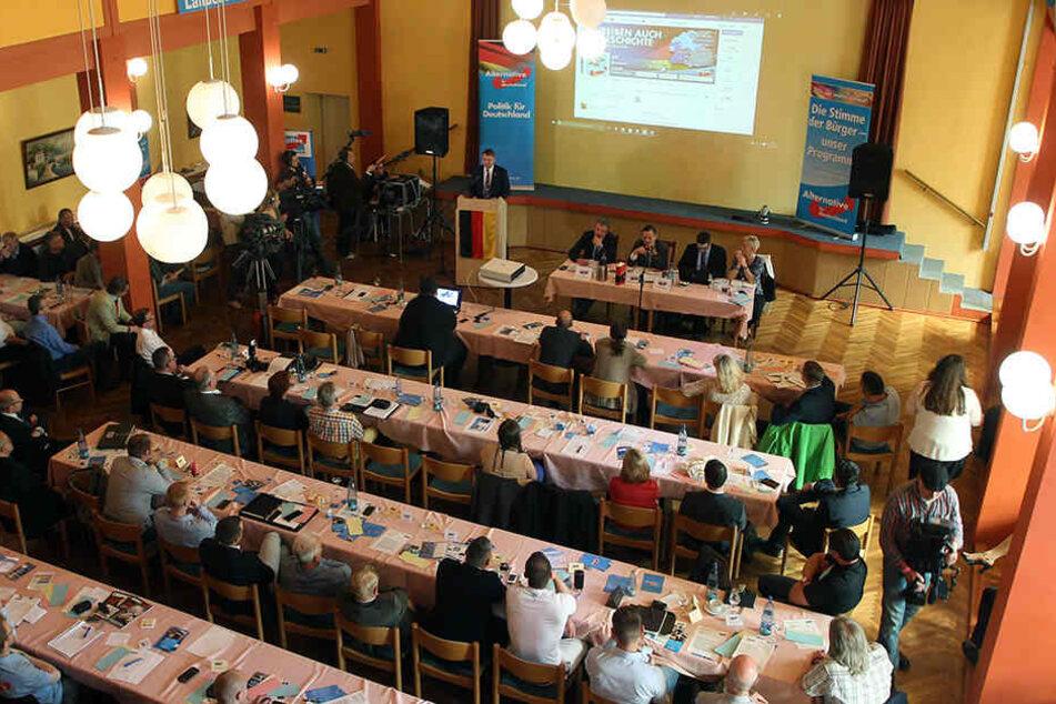AfD-Politiker sollen Kontakte zu russischem Spion haben