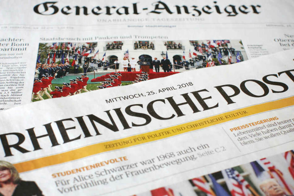 Die Rheinische Post übernimmt den General-Anzeiger aus Bonn.